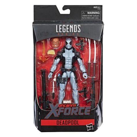 hasbro, marvel legends series, action figures, deadpool