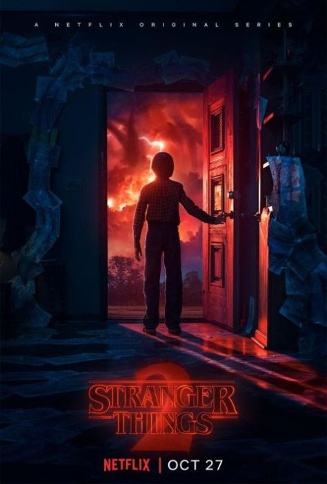 stranger things, stranger things posters