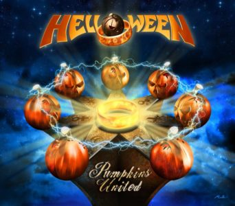 """Pumpkins United"" (Single) by Helloween"