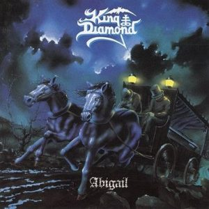 "King Diamond's ""Abigail"" Hits Its Thirtieth (1987-2017)"