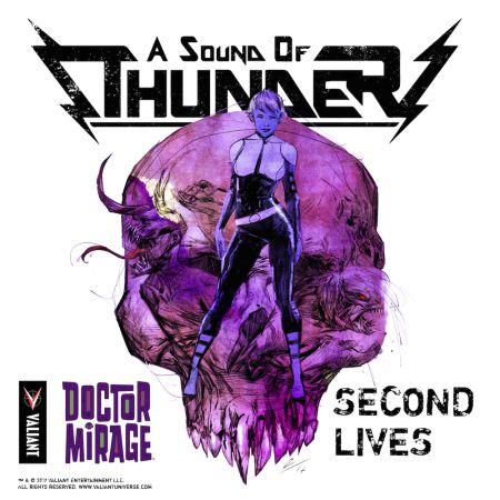 album covers, a sound of thunder, a sound of thunder album covers