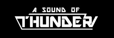 a sound of thunder logo