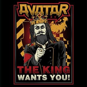 """The King Wants You"" (Single) by Avatar"