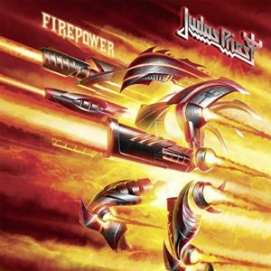 """Firepower"" (Single) by Judas Priest"