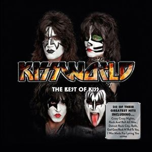 """KISSWORLD – The Best Of KISS"" by KISS"