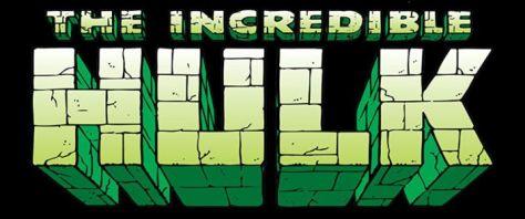 incredible hulk logo comics