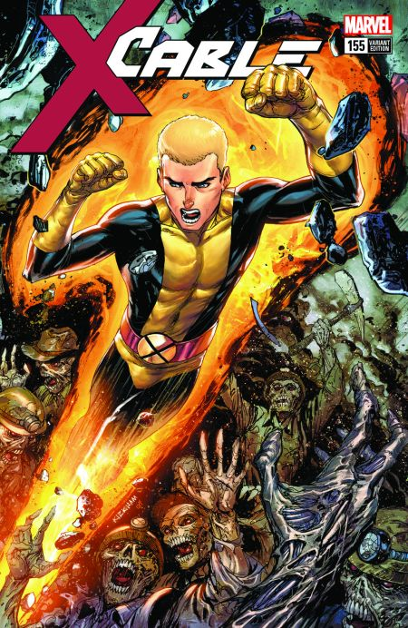 marvel comics, comic book covers, new mutants variant covers