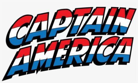 comic book logos, marvel comics, marvel entertainment, captain america