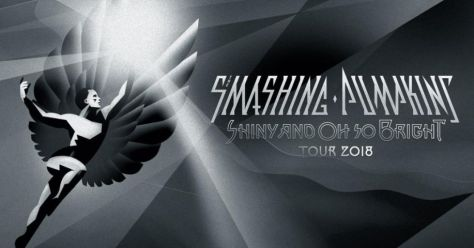 smashing pumpkins, smashing pumpkins tour posters, tour posters