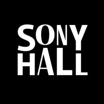 sony hall logo