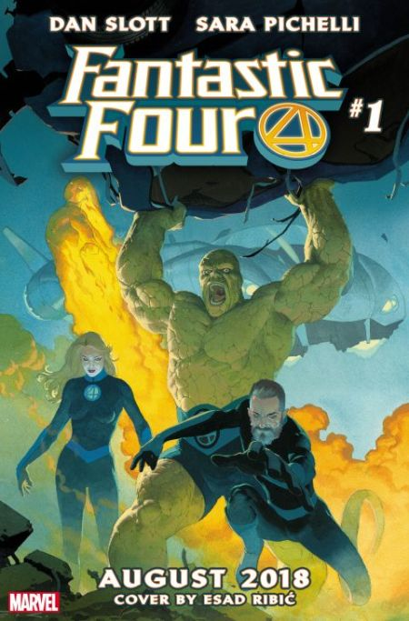 marvel comics, comic book covers, fantastic four