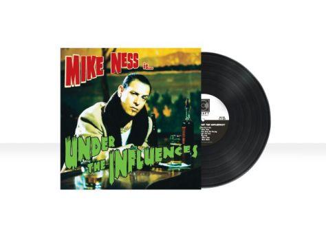 mike ness, album covers