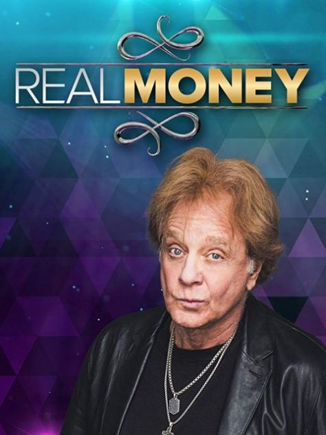 television posters, promotional posters, axs tv, real money, eddie money