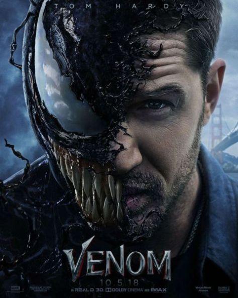 venom, movie posters