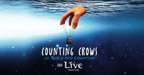 tour posters, counting crows, counting crows tour posters