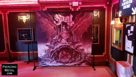 ghost, photos of ghost, ghost press conference