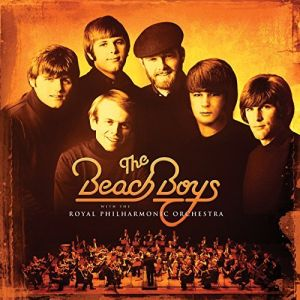 beach boys, album covers