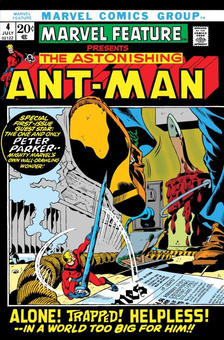 marvel comics, comic book covers, true believers, ant-man and the wasp