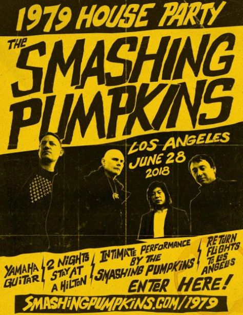 smashing pumpkins, smashing pumpkins posters
