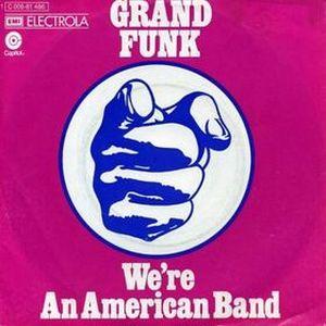 album covers, grand funk railroad