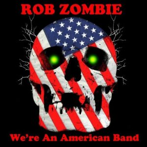 album covers, rob zombie
