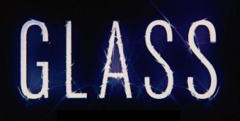 glass movie logo