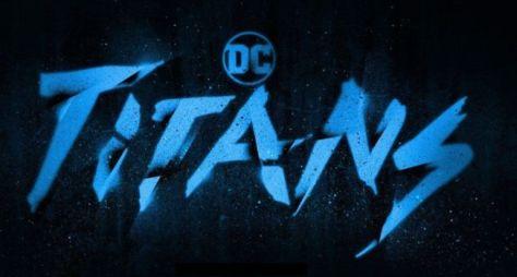 titans logo, dc universe titans