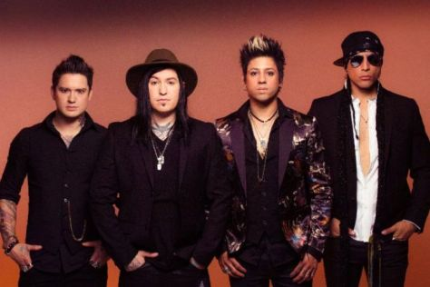 escape the fate, escape the fate band photo
