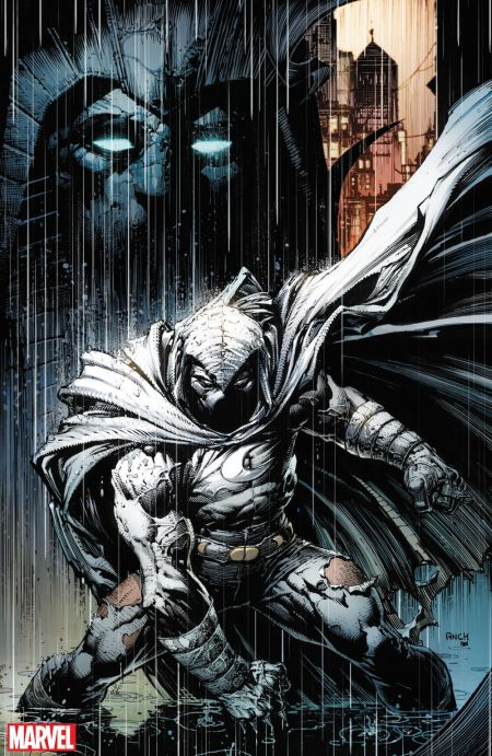 comic book covers, marvel comics, moon knight