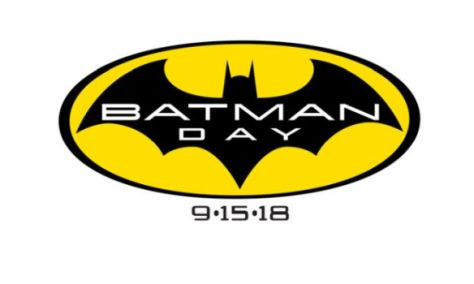 batman day logo 2018, batman day