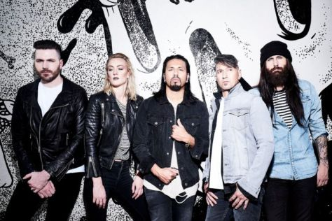 pop evil, pop evil photos, clay patrick mcbride photo