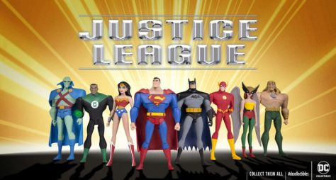 dc collectibles, justice league action figures