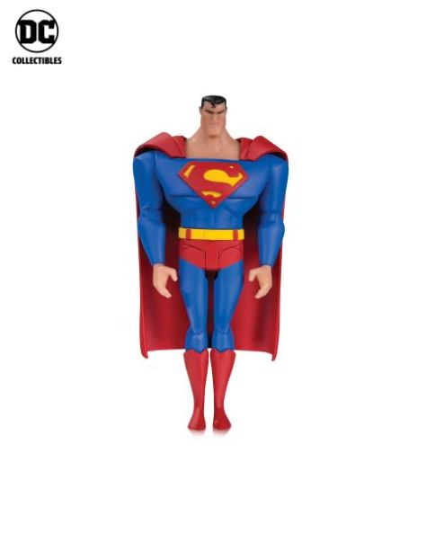 dc collectibles, justice league animated action figures