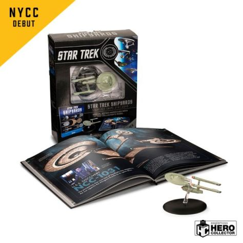 eaglemoss collections, star trek