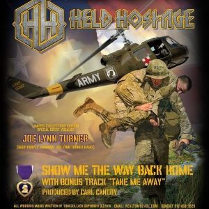 """Show Me The Way Back Home"" (Single) by Held Hostage"