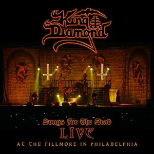 album covers, king diamond album covers, metal blade records, king diamond
