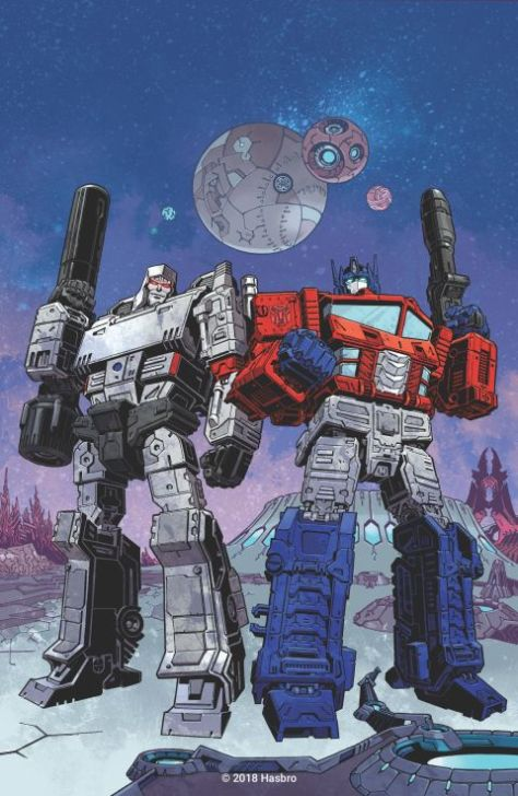 idw publishing, transformers