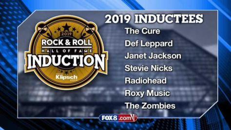 2019 rock and roll hall of fame inductees
