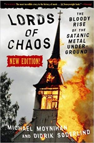 book covers, feral house publishing, lords of chaos