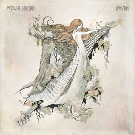album covers, eagle records, procol harum