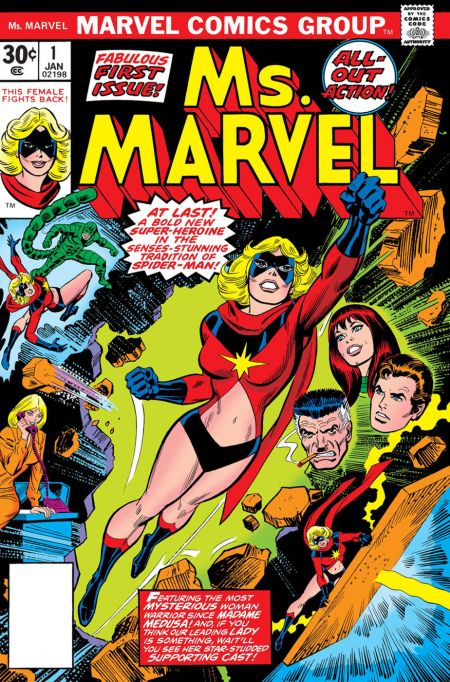 comic book covers, marvel comics, true believers, captain marvel