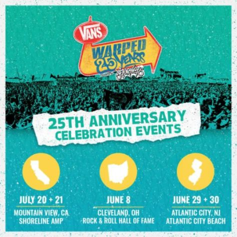 festival posters, vans warped tour, vans warped tour posters