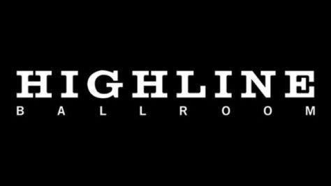 highline ballroom logo