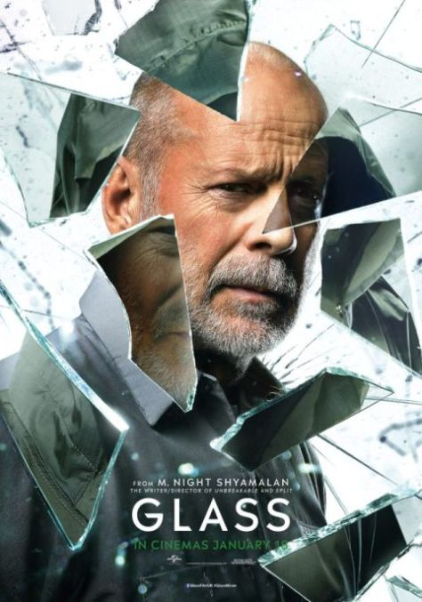 movie posters, promotional posters, universal pictures, glass