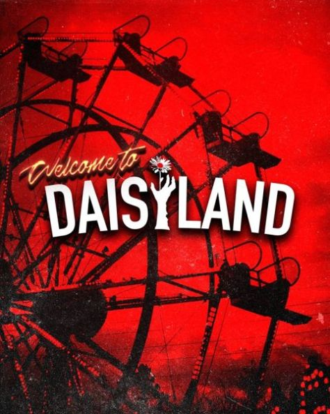 television posters, promotional posters, welcome to daisyland, blackboxtv