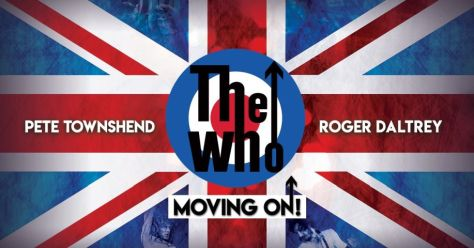 tour posters, the who, the who tour posters