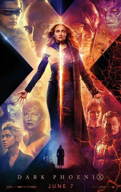 movie posters, promotional posters, 20th century fox, dark phoenix