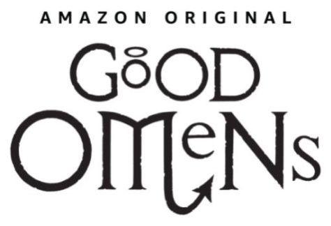 good omens logo