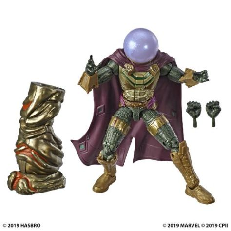 hasbro toys, hasbro, spider-man legends series, action figures