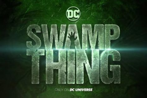 swamp thing tv logo